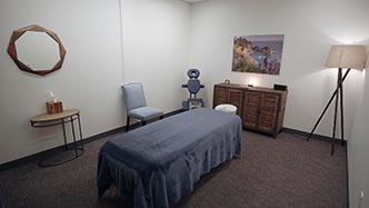 Massage at LinkedIn's Sunnyvale campus